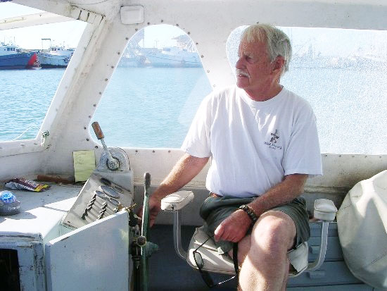 Skip Mackey – Retired             NASA Engineer, Fisherman, Father, Friend